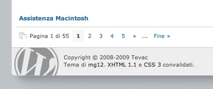 Assistenza Macintosh