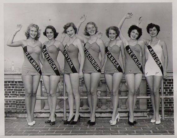 miss america 1950