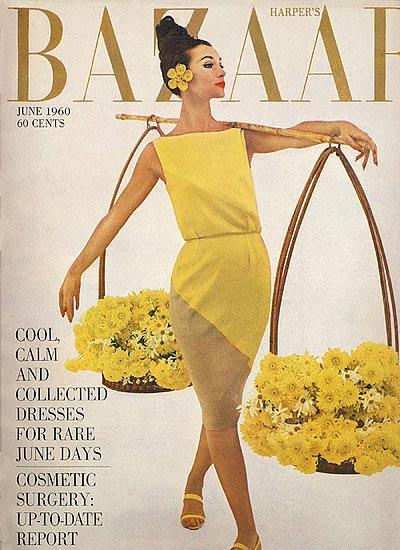 Harper's Bazaar - Giugno1960