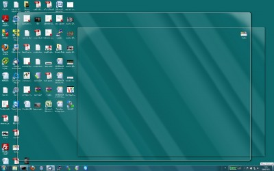 Mostra Desktop in Windows 7