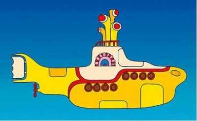 sottomarino giallo