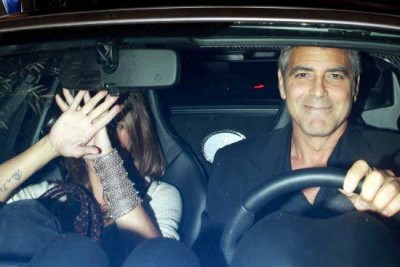 Clooney - Canalis