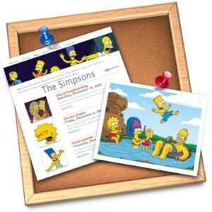 iWeb Simpsons