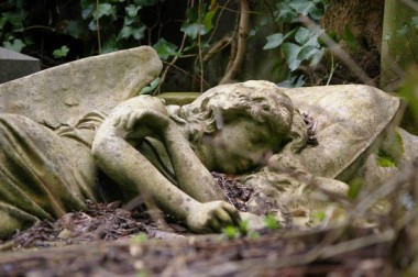 Highgate Cemetery © Andy Edwards