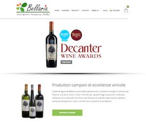 Agricola Bellaria - Produttori vinicoli campani
