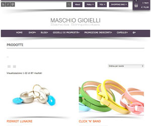 www.maschiogioielli.it