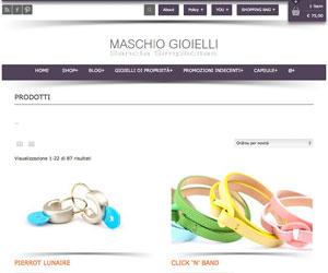 www.maschiogioielli.it