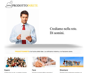 www.prodottoinrete.it
