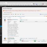 Schermata di lavoro di Codestyling Localization appena installato