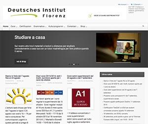 Deutsches Institut Florenz - Dal 1981 corsi di tedesco a Firenze