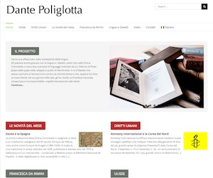 Dante Poliglotta - le raccolta delle traduzioni della Divina Commedia in tutte le lingue.