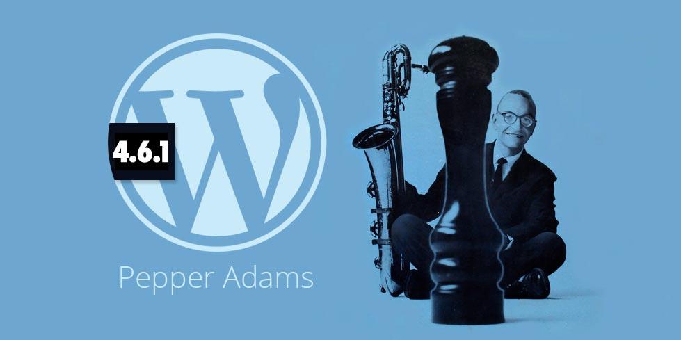 WordPress 4.6.1 aggiornamento di sicurezza e bugfix