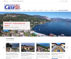 Comini Case sul Lago Maggiore