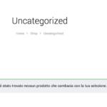 Esempio di categoria prodotti Uncategorized