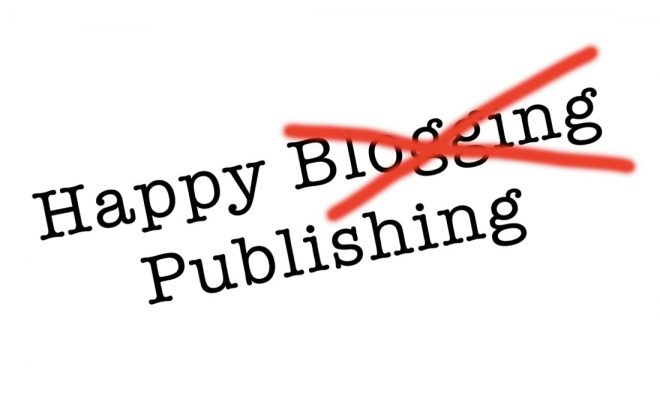 WordPress da blogging a publishing