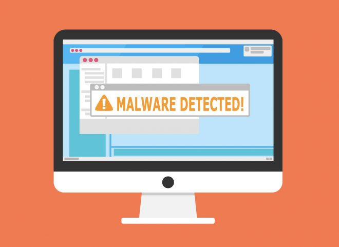 Eliminare malware e virus da WordPress